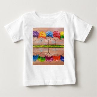 Every tree by its smell baby T-Shirt