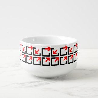 Every Way You Turn Soup Mug