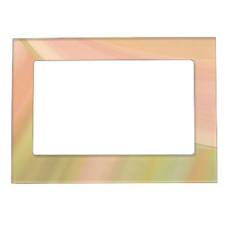 Every Which Way Peach Magnetic Picture Frame