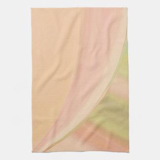Every Which Way Peach Tea Towel
