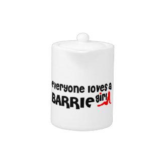 Everybody loves a Barrie Girl
