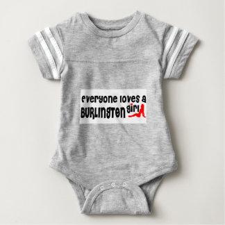 Everybody loves a Burlington Girl Baby Bodysuit