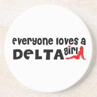 Everybody loves a Delta Girl Coaster