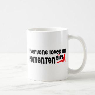 Everybody loves a Edmonton Girl Coffee Mug