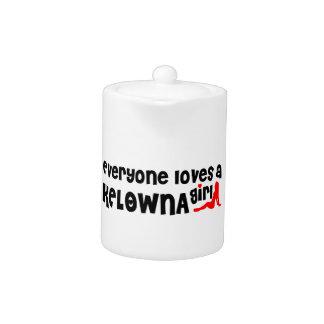 Everybody loves a Kelowna Girl
