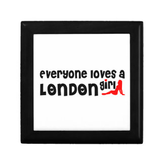 Everybody loves a London Girl Gift Box
