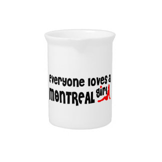 Everybody loves a Montreal Girl Pitcher