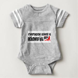 Everybody loves a Richmond Girl Baby Bodysuit
