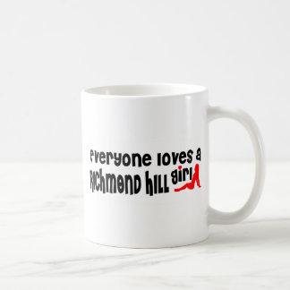 Everybody loves a Richmond Girl Coffee Mug