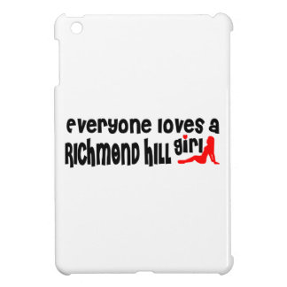 Everybody loves a Richmond Girl iPad Mini Cover