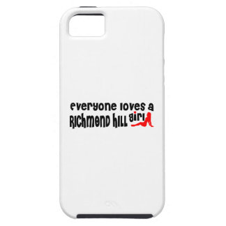 Everybody loves a Richmond Girl iPhone 5 Covers