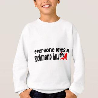 Everybody loves a Richmond Girl Sweatshirt