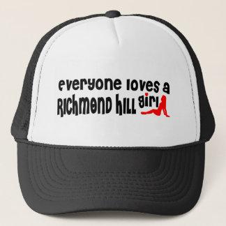 Everybody loves a Richmond Girl Trucker Hat