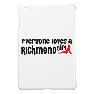 Everybody loves a Richmond Hill Girl Case For The iPad Mini