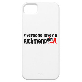 Everybody loves a Richmond Hill Girl iPhone 5 Case