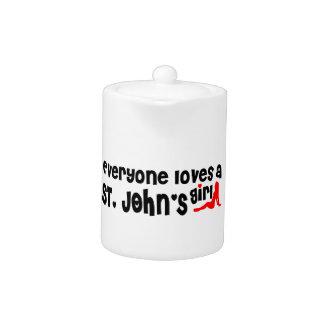 Everybody loves a St. John's Girl