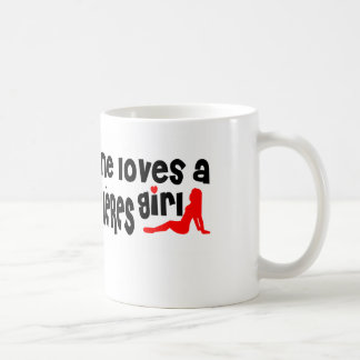 Everybody loves a Trois-Rivières Girl Coffee Mug