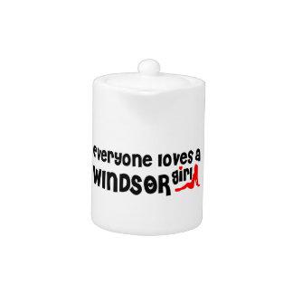 Everybody loves a Windsor Girl