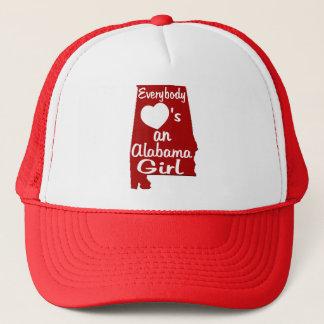 Everybody Loves an Alabama Girl Trucker Hat