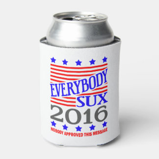 Everybody Sux 2016 Presidential Election Can Cooler