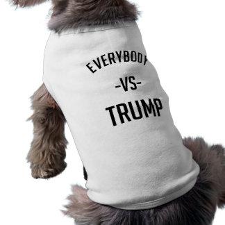Everybody VS Trump Anti Trump Shirt