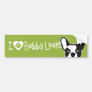 Everybody's Favorite Bubba Bumper Sticker