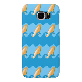 Everybody's Gone Surfin Samsung Galaxy S6 Cases