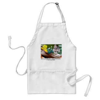Everybody's In Therapy Funny Tees Mugs Cards Gifts Standard Apron