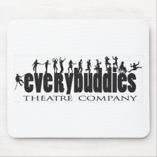 Everybuddies Theatre Company Products Mouse Pad
