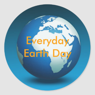 Everyday Earth Day - Sticker