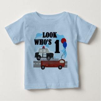 Everyday Heroes First Birthday Tshirts and Gifts