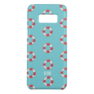 Everyday Heroes Life Preserver (robin egg blue) Case-Mate Samsung Galaxy S8 Case