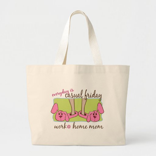 Everyday is Casual Friday (WAHM) Tote Bag