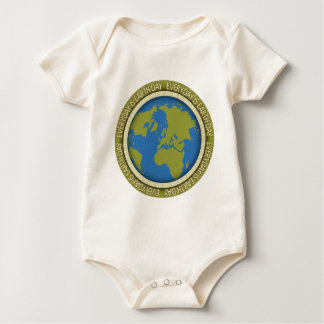 Everyday is Earth Day Baby Bodysuit