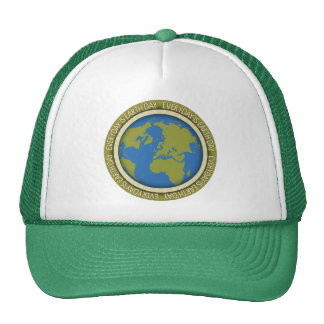 Everyday is Earth Day Trucker Hats