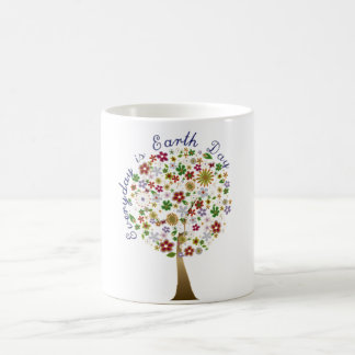 Everyday is earth day mugs