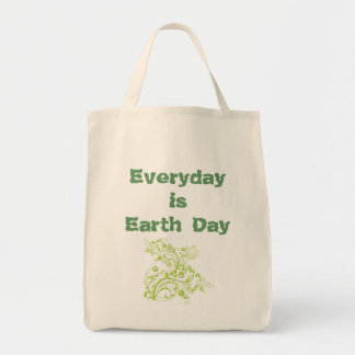 Everyday is Earth Day Tote Bag