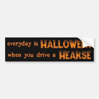 Everyday is Halloween Bumper Sticker