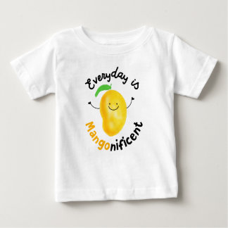 Everyday is Mango nificent - Baby Tshirt