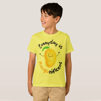 Everyday is Mango nificent - Kids T-shirt