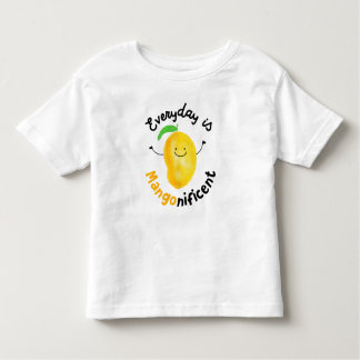 Everyday is Mango nificent - Toddler Tshirt