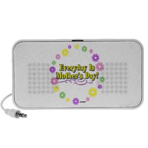 Everyday Is Mother's Day! Flower Ring Travel Speaker