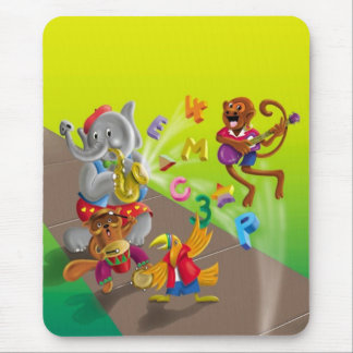 EVERYDAY LEARNING BOOK MOUSE PAD