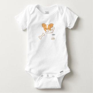 Everyday Leon: Jumping Baby Baby Onesie
