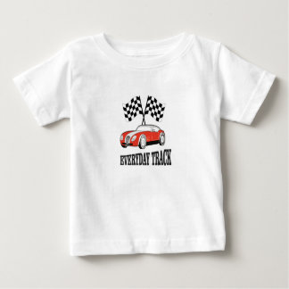 everyday track red baby T-Shirt