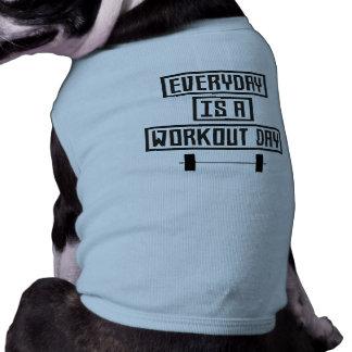 Everyday Workout Day Z3iqj Shirt