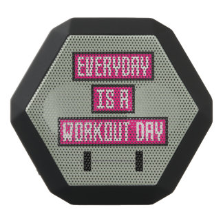 Everyday Workout Day Z52c3 Black Bluetooth Speaker