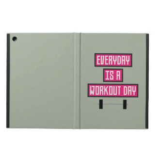 Everyday Workout Day Z52c3 iPad Air Cover