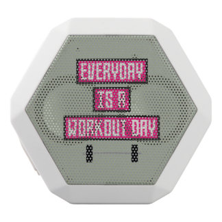 Everyday Workout Day Z52c3 White Bluetooth Speaker
