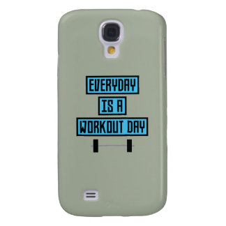 Everyday Workout Day Z852m Galaxy S4 Cover